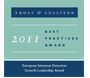Frost & Sullivan Award Conferred on Visonic for Exceptional Growth Leadership in European Intrusion Detection Systems Market
