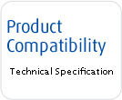 Products Compatibility Technical Specifications Table