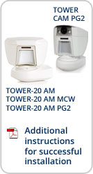 TOWER-20 CAM Addendum