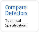 Wired Detectors Technical Specifications